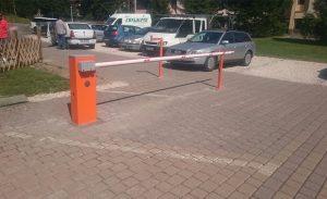 bariere acces parcare